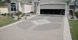 concrete for roads and driveways
